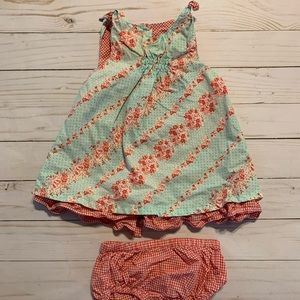 Janie and Jack Baby Dress
